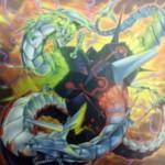 【遊戯王 海外の反応】 キメラティック・ランページ・ドラゴン すげぇ破壊能力だ!