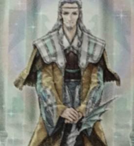 青き眼の祭司