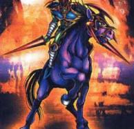 疾風の暗黒騎士ガイア