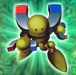 磁石の戦士 b