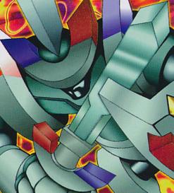 磁石の戦士 a