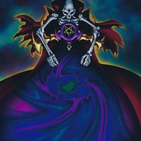 黒魔族のカーテン
