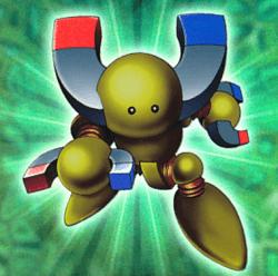 s_磁石の戦士β
