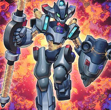 電磁石の戦士α