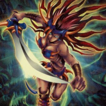 アマゾネスの剣士