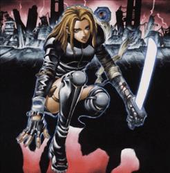 異次元の女戦士