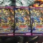 【遊戯王 パック開封】 デステニー・ソルジャーズ3箱開封! 結構な当たり箱でした!