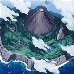 炎王の孤島