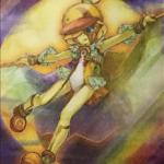 【遊戯王 海外の反応】 月光彩雛 速攻ライオダンサーの時間だー!