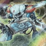 【遊戯王】 《サイバース・ガジェット》 一枚起動のLINK3に高レベルシンクロ!中々に優秀・・・!