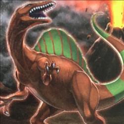 【遊戯王】《ジャイアント・レックス》 ミセラサウルスと相性抜群!恐竜真竜皇との相性は?
