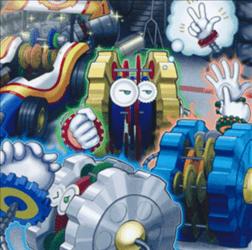 【遊戯王】 《変則ギア》 ギアギアのサポートかと思ったらなーんてこったい!