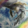 【遊戯王】《白闘気白鯨》(ホワイト・オーラ・ホエール)  中々の破壊力!水属性の新たなレベ8シンクロモンスター!
