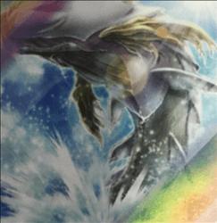 【遊戯王】白闘気白鯨(ホワイト・オーラ・ホエール)  中々の破壊力!水属性の新たなレベ8