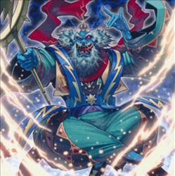 【遊戯王】 《雷仙神》 ランク7への特急券かつ優秀なダメージソース!