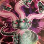 【遊戯王】 《V-LANヒドラ》 相手のリンクモンスターを分解!主にLINK3対策に?