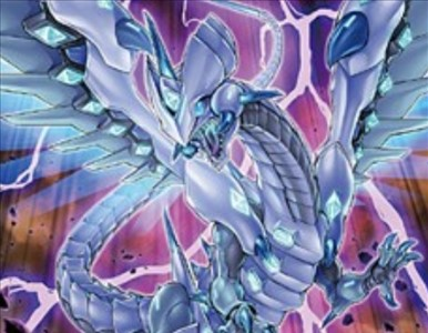 【遊戯王 海外の反応】《青眼の混沌龍》(ブルーアイズカオスドラゴン) カオスMAXと比べたら・・・う~ん。