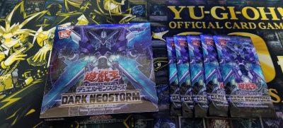 【遊戯王 開封結果】ダークネオ・ストーム 来たれ!新規誘発!