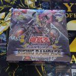 【遊戯王 パック開封】RISING RAMPAGE(ライジング・ランページ) 1箱購入してきました!